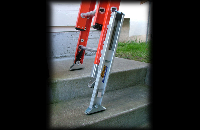 Ladder Leveler Stabilizer Keylok 174 Quick Connect Style