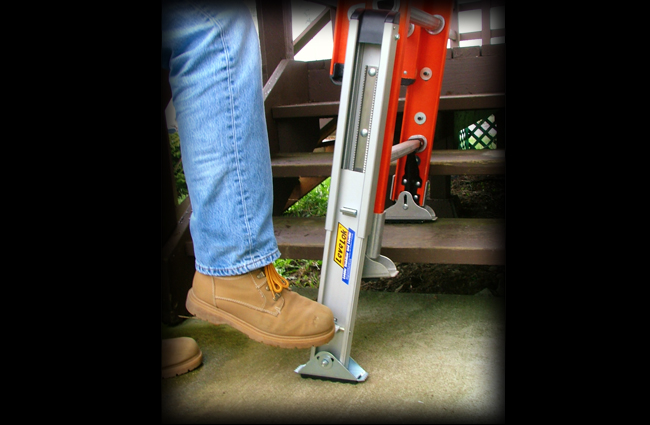 Ladder Leveler Stabilizer Keylok 174 Quick Connect Style