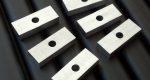 6 Thick Aluminum Spacer Plates