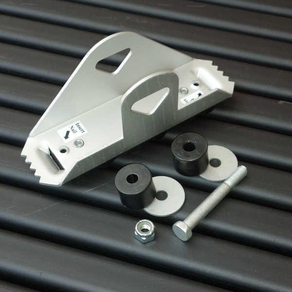 Aluminum Shoe Kit