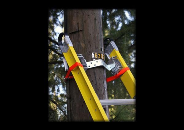 Ladder Safety Strap Orange