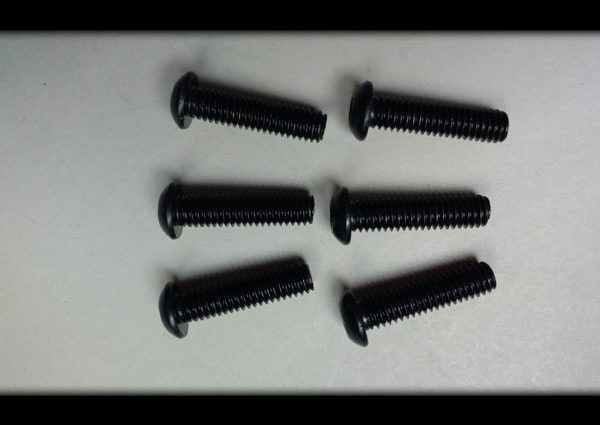 Hex Drive Mounting Bolts