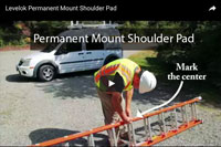 Levelok Permanent Mount Shoulder Pad