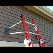 Ladder Stabilizer Standoff Brackets with Silicone Elbows