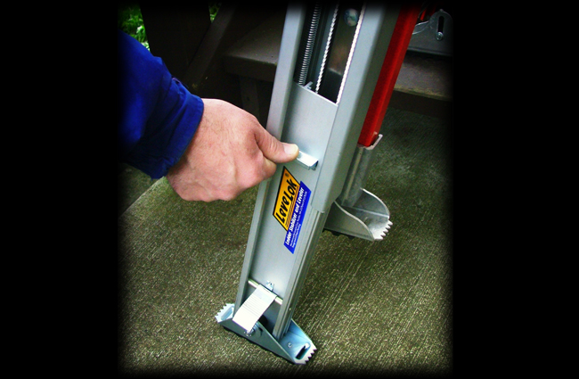 KeyLok Quick Connect Style Ladder Leveler