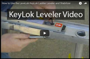 LeveLok KeyLok Leveler and Stabilizer Video