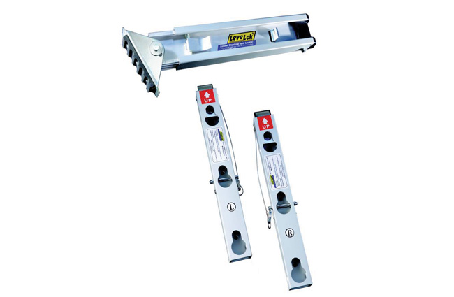 Model LL-STB-2QC Leveler Kit (One leveler and two base units)