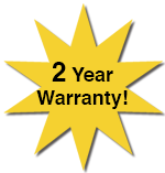 2 Year Warranty Levelok