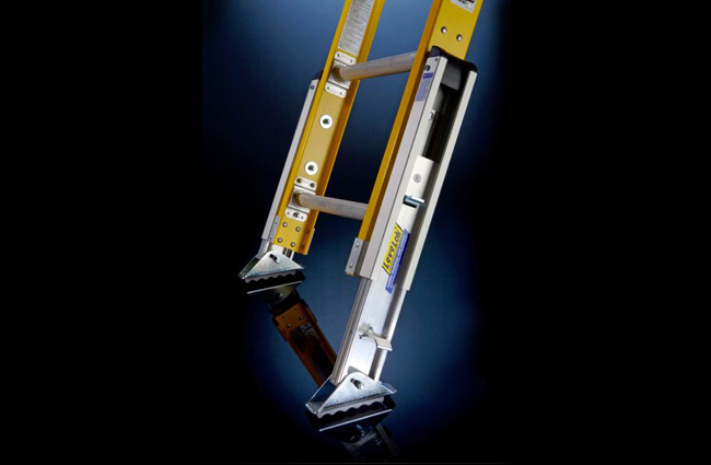 Ladder Levelers Stabilizer Permanent Mount Style Levelok