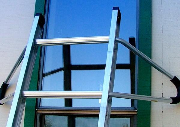 Ladder Stabilizer Standoff Brackets Foam Elbows Levelok