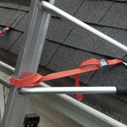 Ladder To Roof Tie Down Straps