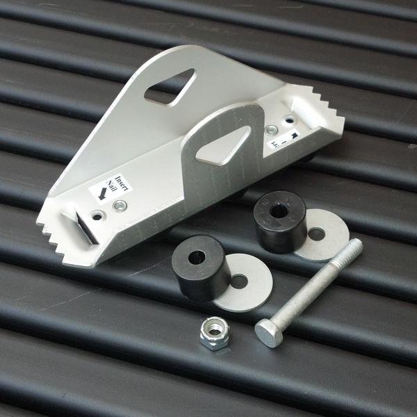 Steel Shoe Kit