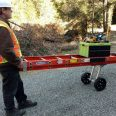 Levelok Ladder Dolly carrying tools