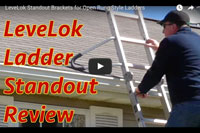 YouTube Review Video for LeveLok Standout Brackets