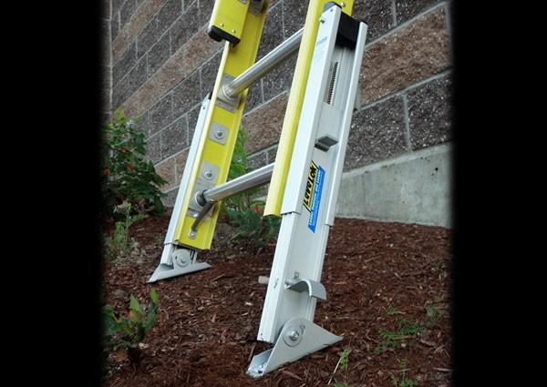 Permanent Mount Ladder Leverlers