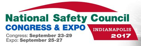National Safety Council Expo 2017