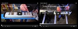 Levelok Installation Videos